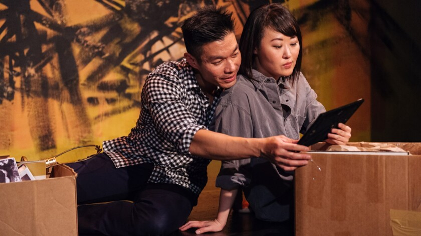 Troubled step-siblings (Nelson Lee and Julia Cho) assess their deep connections over three decades of love and friendship.