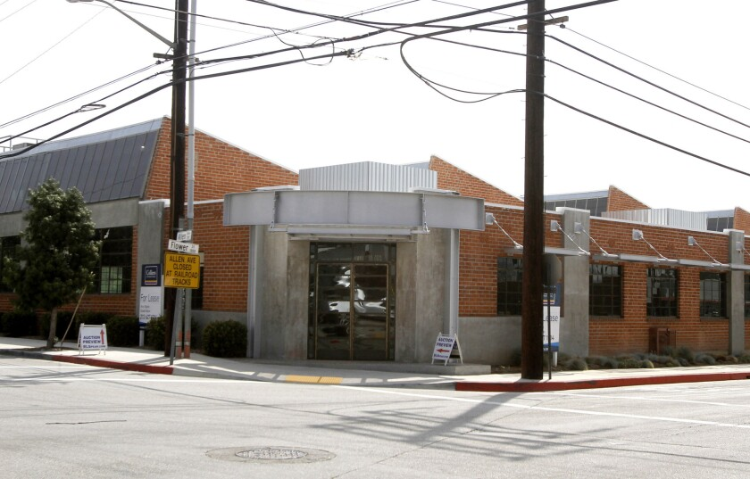Paris-based animation studio Zagtoon announced it will be moving to this empty building soon, located on the 1800 block of Flower St. in Glendale, on Tuesday, June 24, 2014. The 40,000-square-foot facility is near Disney and Dreamworks.