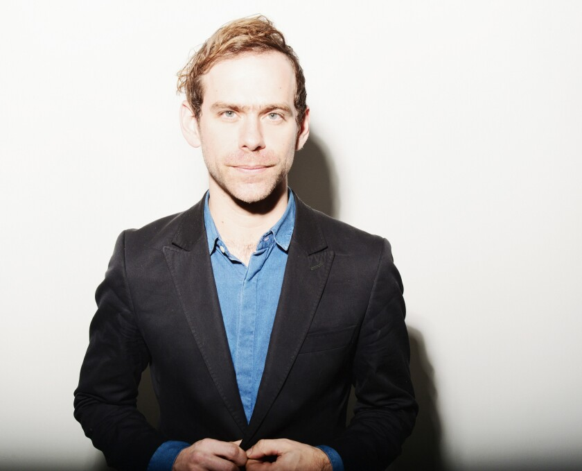 Rock musician and classical music composer Bryce Dessner.