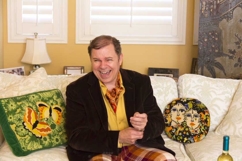 """Actor Phil Johnson will perform in Neil Simon's """"Last of the Red Hot Lovers"""" at the North Coast Rep."""