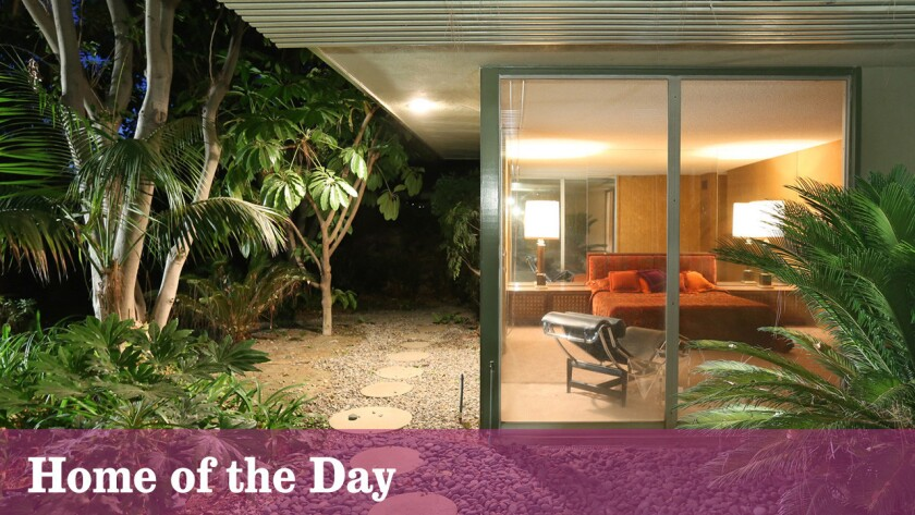 Home of the Day: a Donald Park time capsule in Encino