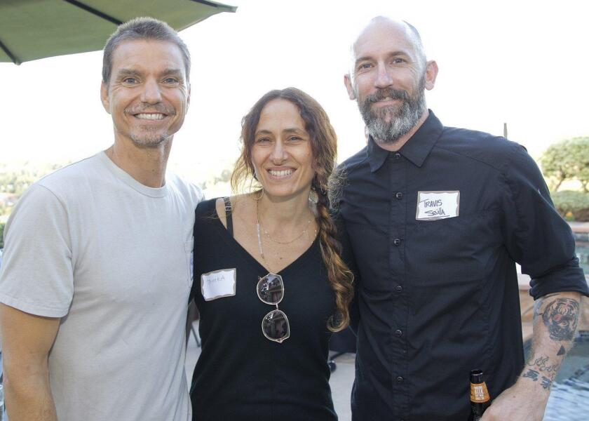 Francisco Goya, Tamara Catz, Travis Smith