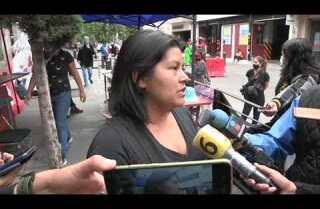 Ocupación feminista en sede de DD.HH. en México cumple 7 días