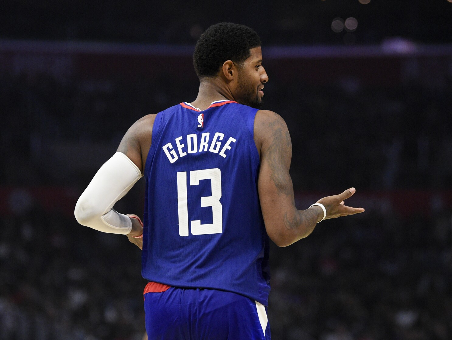 Clippers' Paul George no longer has doubts about health - Los ...