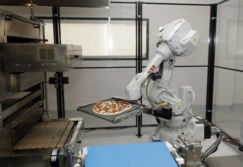 Robots Lose Jobs