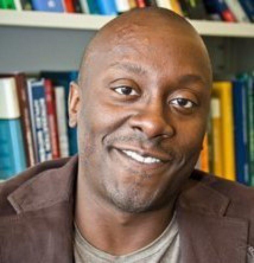 UCSD bioengineer Todd Coleman