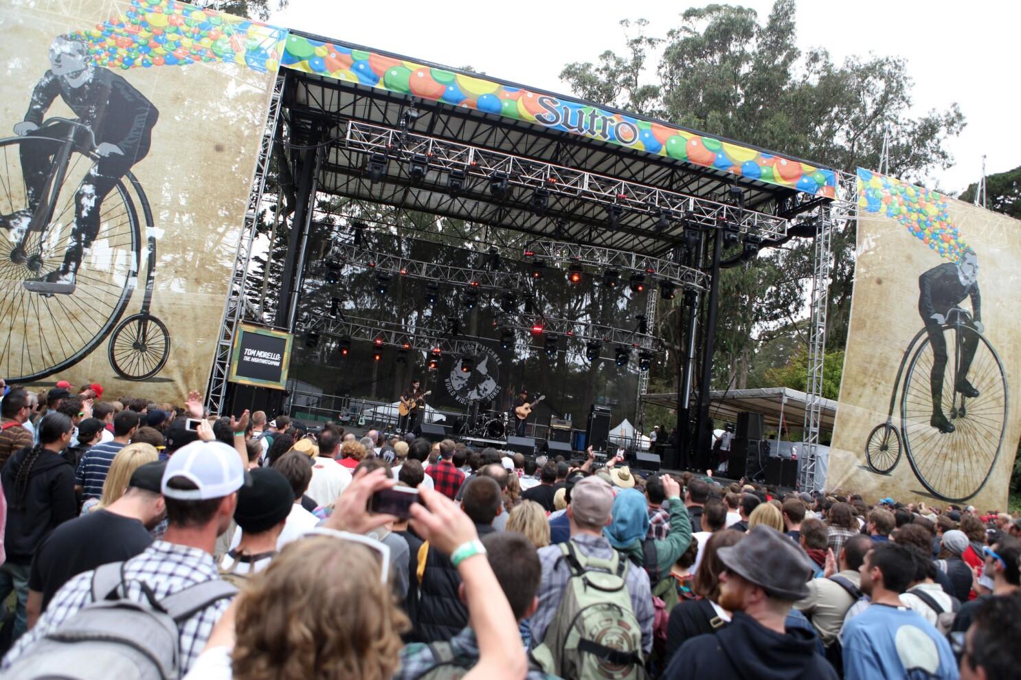 Cannabis sales OK'ed at San Francisco's Outside Lands festival