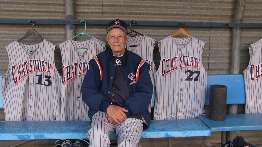 Chatsworth assistant Chuck Hatfield, 94, keeps making a difference on and off the field.