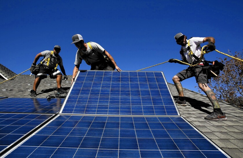 Leased solar panels can derail home sales