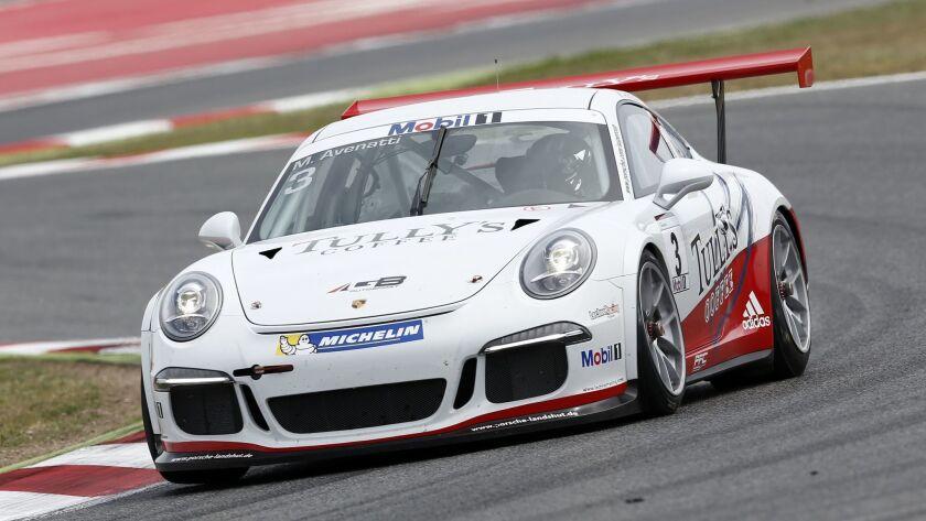 Motorsports: Porsche Mobil 1 Supercup Barcelona 2015