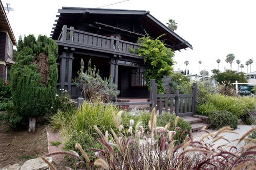 What's thought to be the only remaining house in Los Angeles designed by the Craftsman stars the Greene brothers is for sale. It's beautiful, yes. It has four original leaded glass light fixtures. It's been lovingly restored over more than 20 years. And it's listed at $775,000. So why is it lingering on the market?