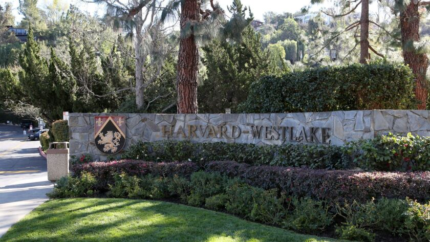 """STUDIO CITY, CA-February 23, 2018: A """"security risk"""" prompted authorities to close the campus of the"""
