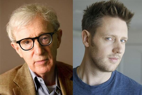 Woody Allen and Neill Blomkamp