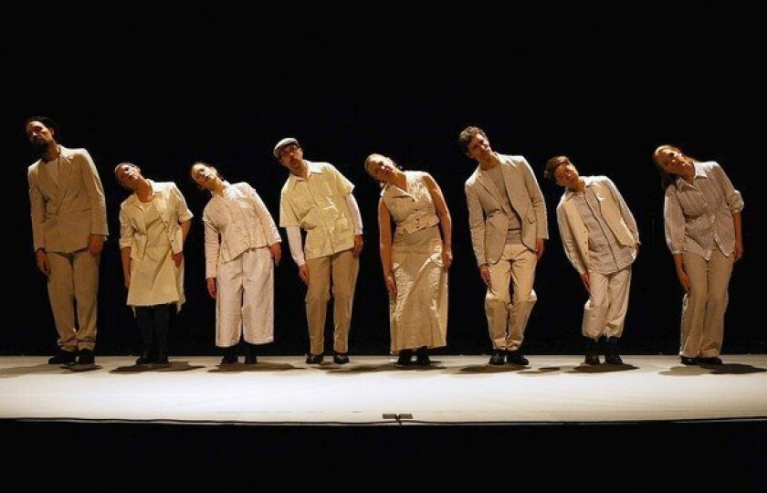 Review: Meredith Monk & Vocal Ensemble are naturally enrapturing
