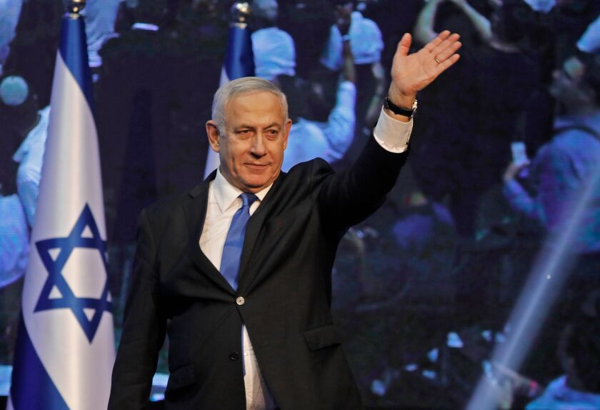 Opinion: Israel's close Netanyahu-Gantz vote is a victory for democracy