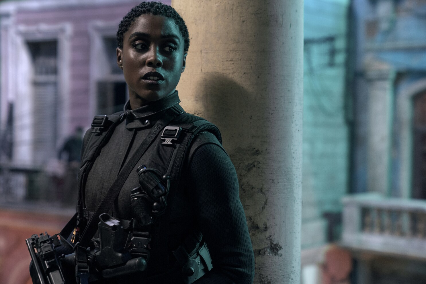 Lashana Lynch on 007 role in 'No Time to Die,' Marvel future - Los Angeles  Times