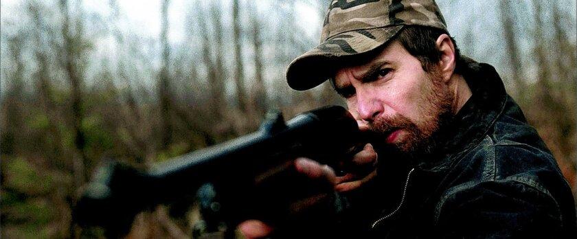 Sam Rockwell in 'A Single Shot.'