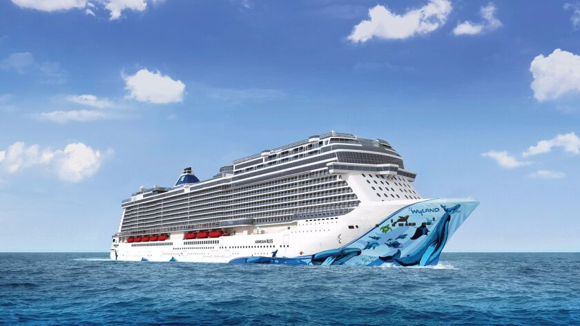 Norwegian Cruise Line said this week it's in danger of going out of business.