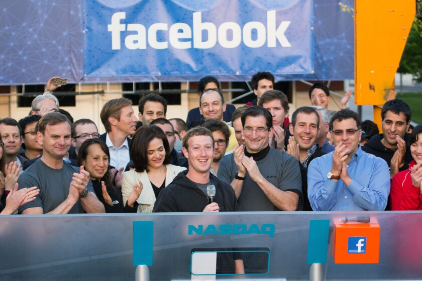 Nasdaq to pay $10 million for botching Facebook IPO