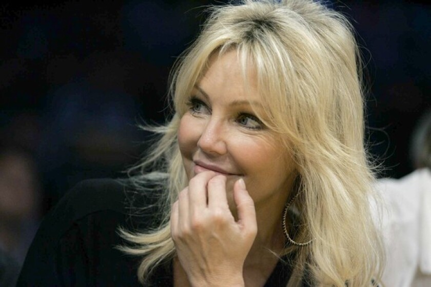 Heather Locklear cited in hit-and-run