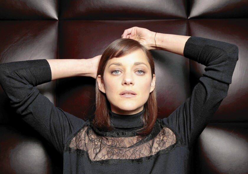 Marion Cotillard shows in the upcoming 'The Immigrant' and 'Two Days, One Night' that she can transform in diverse roles