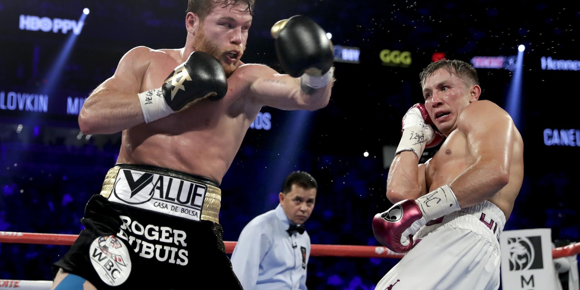 Canelo-GGG Rematch: Alvarez beats Golovkin by majority decision