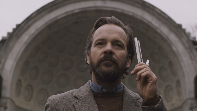 Peter Sarsgaard, 'The Sound of Silence'