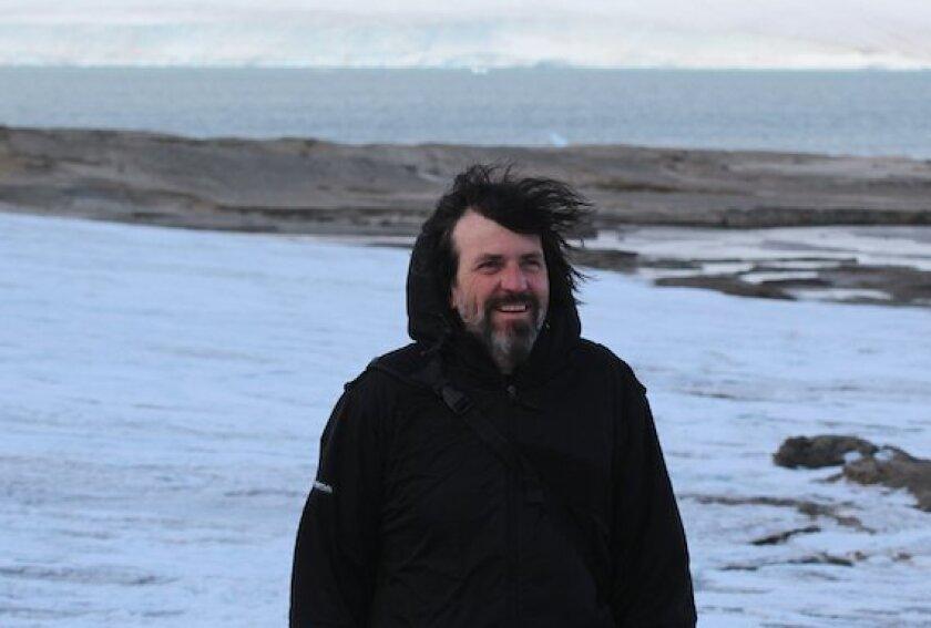 Biologist Forest Rowher