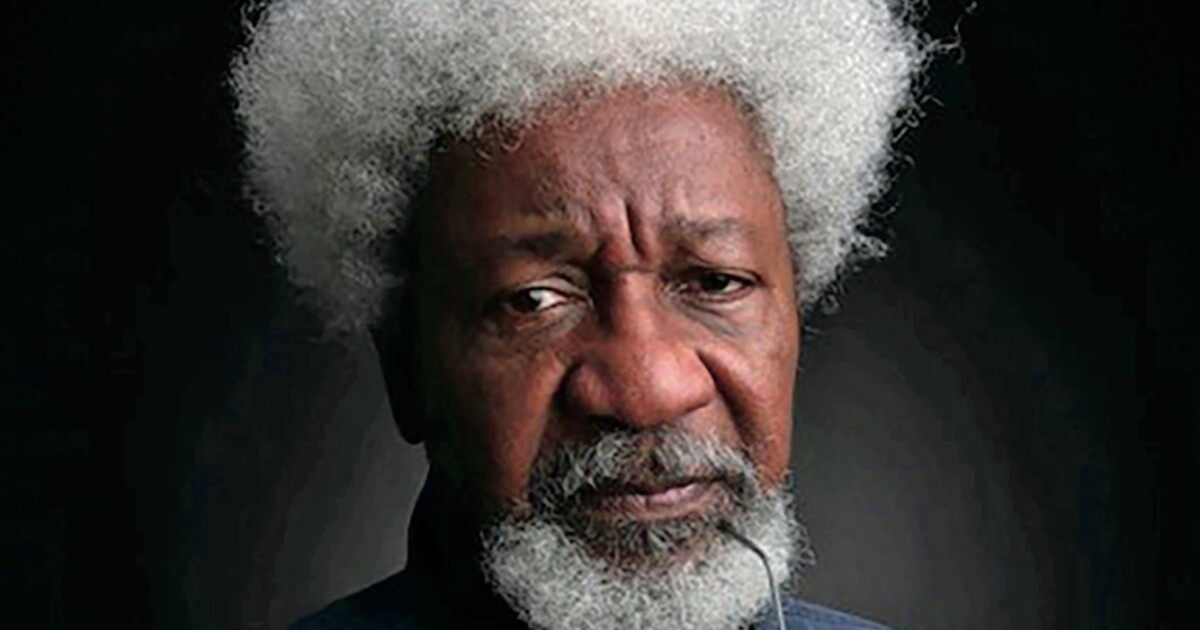 'At long last, Idunit!' Wole Soyinka on his first novel in nearly 50 years