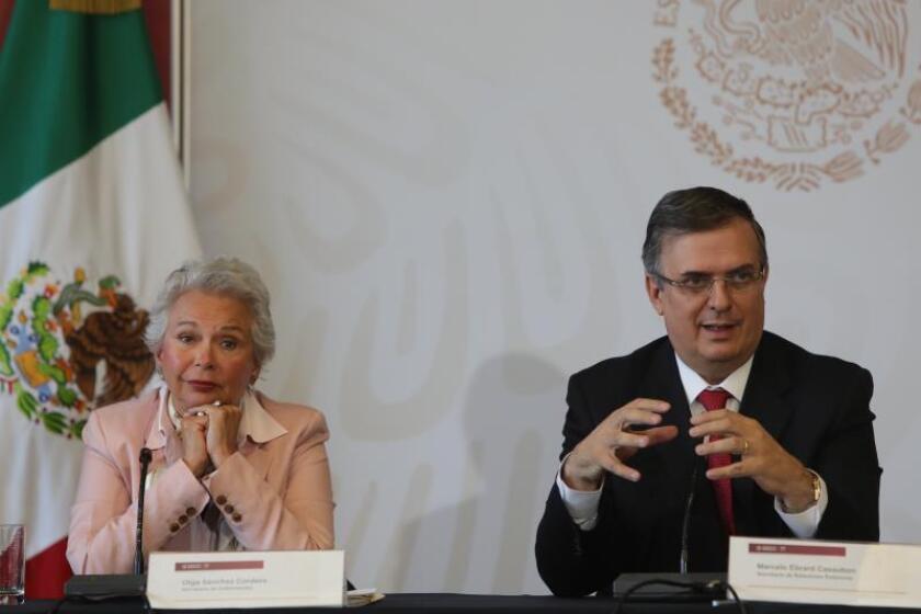 """México extiende categoría de """"visitante regional"""" a salvadoreños y hondureños"""