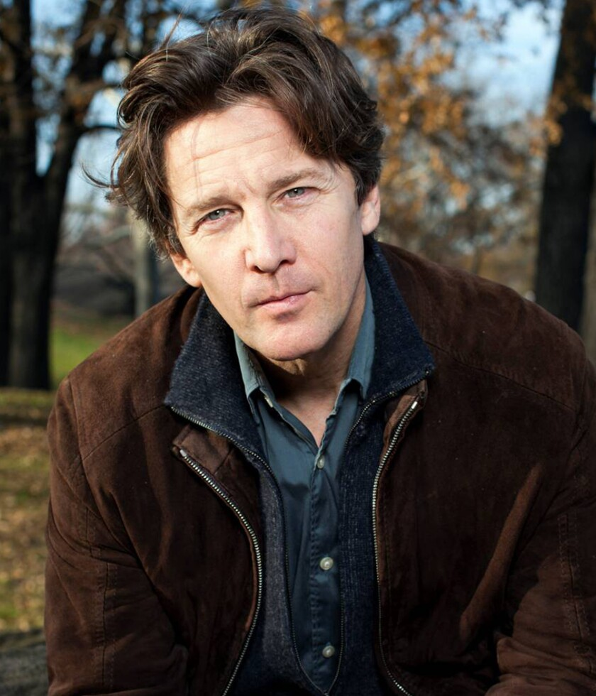 """This undated image released by Grand Central Publishing shows actor and author Andrew McCarthy, who is writing """"Brat: An '80s Story,"""" expected next spring. McCarthy starred in the '80s films """"Pretty In Pink"""" and """"St. Elmo's Fire."""" (Brian Harkin/Grand Central Publishing via AP)"""