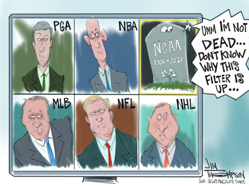 Jim Thompson cartoon for 2/13.