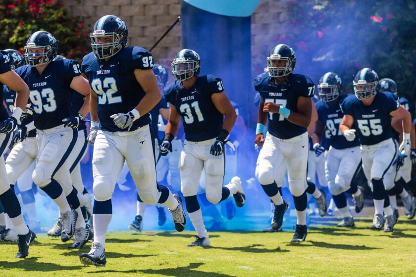 Before setting their sights on a PFL title, the Toreros must negotiate a challenging nonleague schedule.
