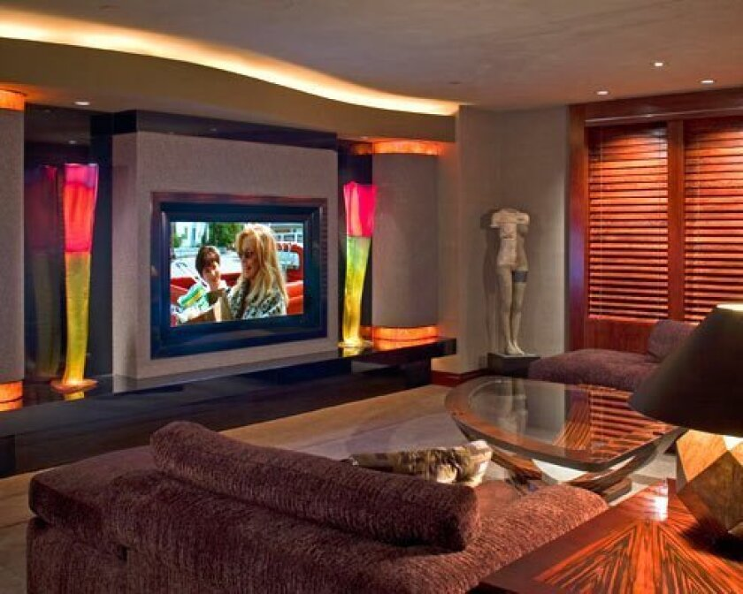 La Jolla Home Theater & Automation specializes in home control using Apple products. (Courtesy)