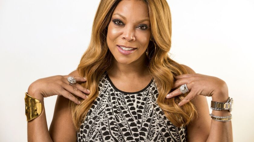 """""""The Wendy Williams Show"""" host has opened up about her struggles with addiction."""