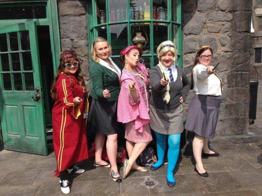 Wizarding World: More than thrill rides - The San Diego Union-Tribune