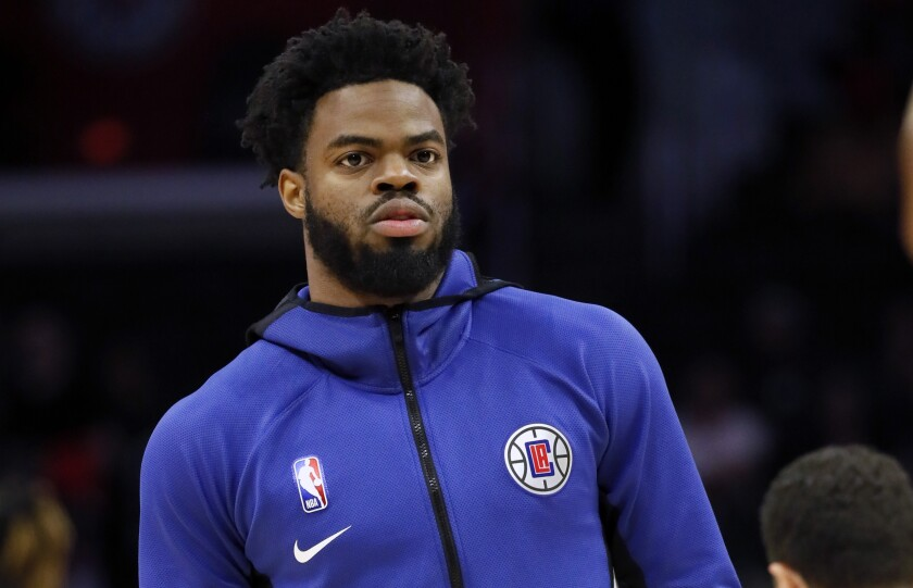 Clippers guard Derrick Walton Jr. averaged 7.0 points over five preseason games with the team.