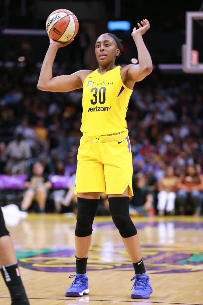 Nneka Ogwumike spearheads Sparks' resurgence in victory over Wings