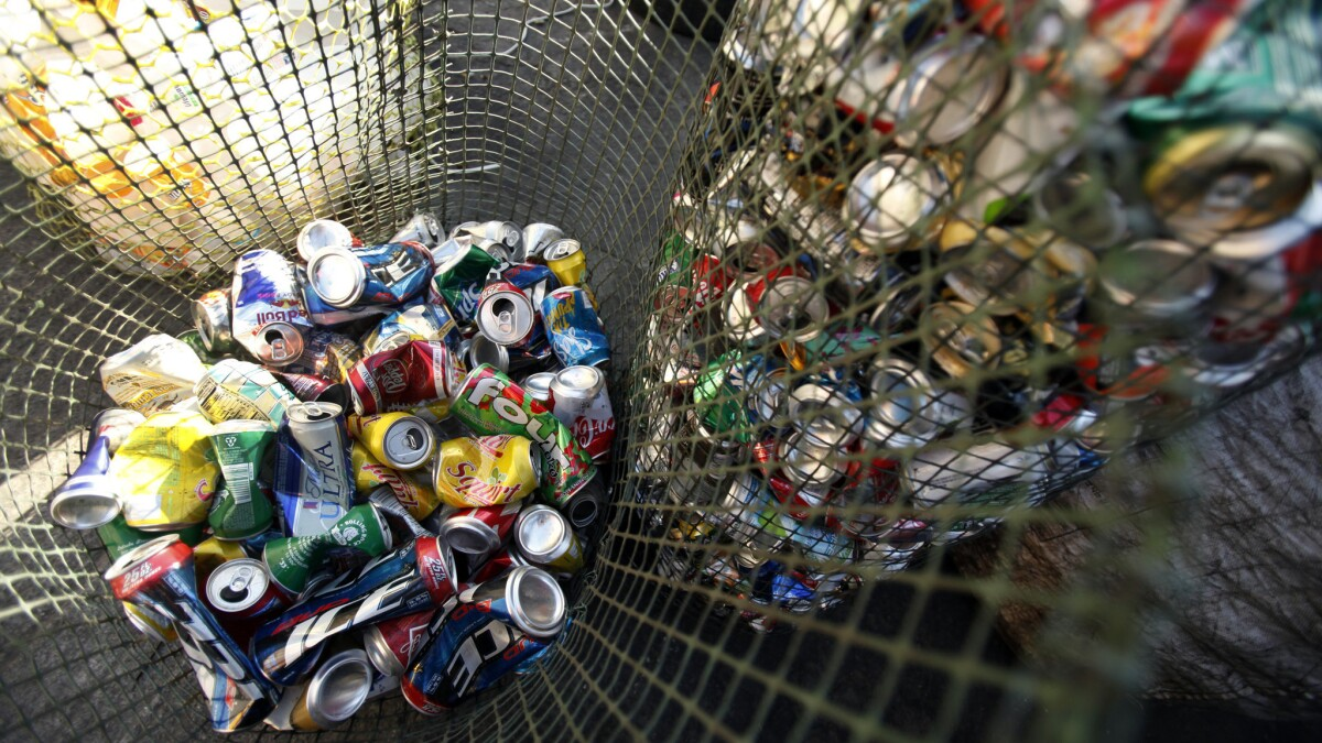 California's largest recycling center business, RePlanet