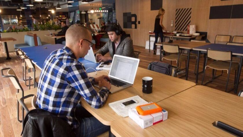 More Hot Desks Wework To Expand Co Working Empire Into