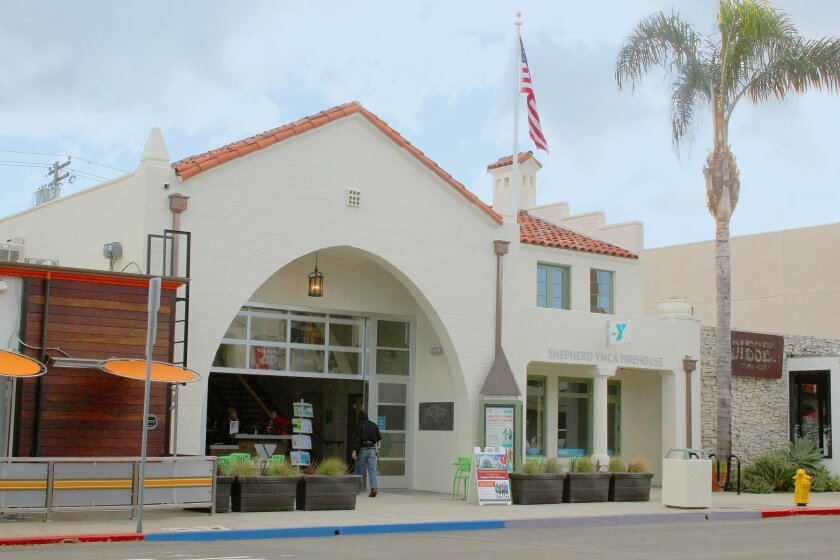 December 2015 saw the opening of a new 'Y' in the Village of La Jolla with the Shepherd YMCA Firehouse. The facility at 7877 Herschel Ave. renovated a historic fire station into a modern fitness-and-activities center.