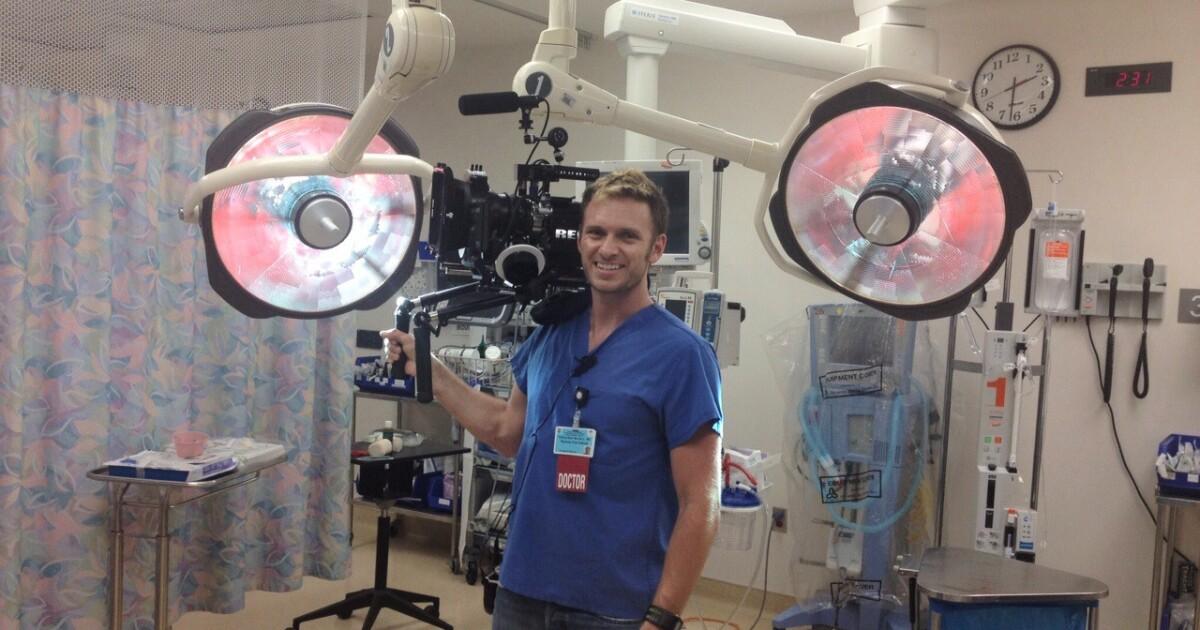 Λ. Α., του γιατρού ταινία προβλέψει μια πανδημία. Τώρα το coronavirus καταναλώνει τη ζωή του