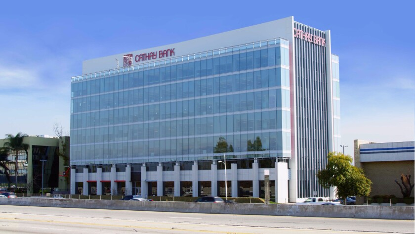 Cathay General Corp.'s operational center in El Monte, Calif.