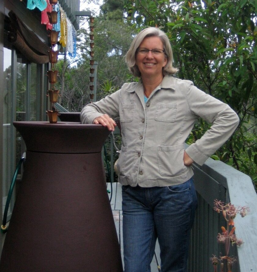 Water harvesting expert Candace Vanderhoff will discuss systems and strategies to capture rainwater that falls on your property.