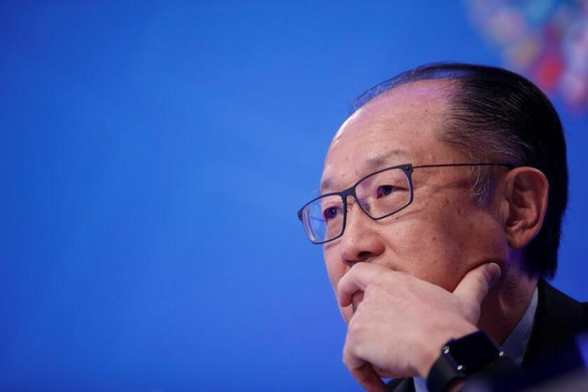 World Bank Group President Jim Yong Kim. EFE/EPA/FILE
