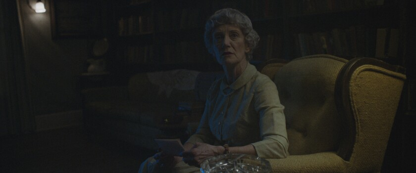 Gail Cronauer in the movie 'The Vast of Night'