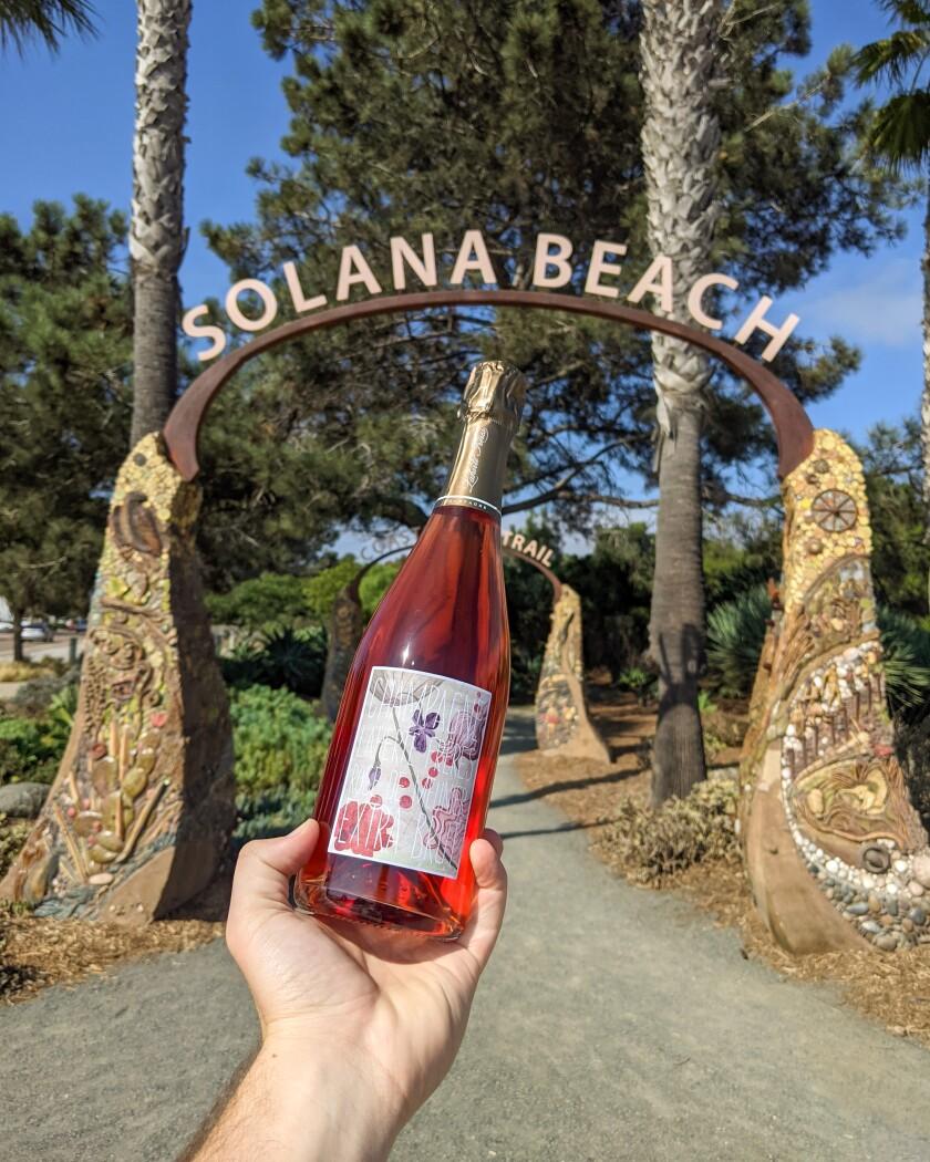 A new wine shop has arrived in Solana Beach: Vino Carta.