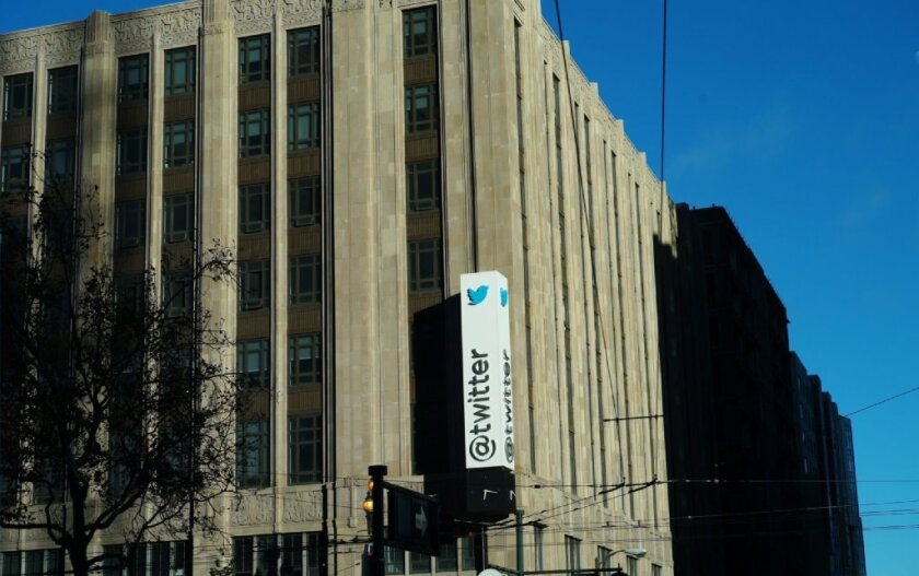 Twitter S Post Ipo Stock Symbol Oddsmakers Favor Twtr Over Twit Los Angeles Times