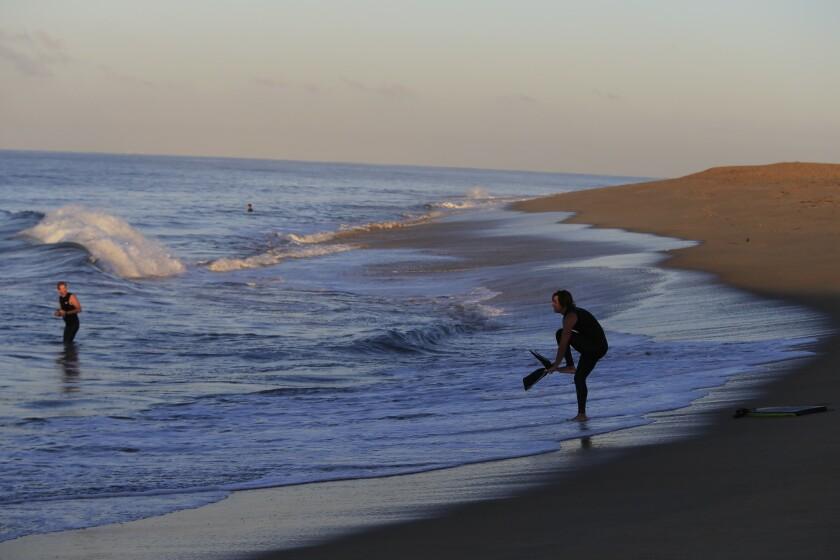 Tsunami advisory for California coastline
