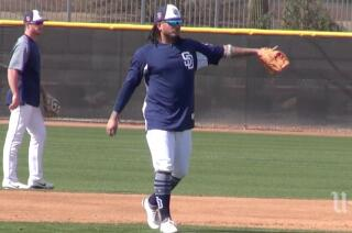 Padres new infield starts with communication, trust